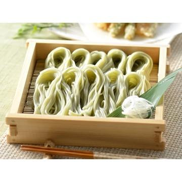 長岡小嶋屋 【新潟】越の海藻挽き(こしのくさびき)そば乾麺詰合せ(KS-G30)