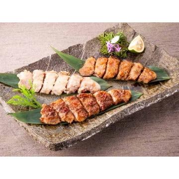 岩手畜産流通センター 【岩手】岩手県産豚ロース肉味付け3種セット