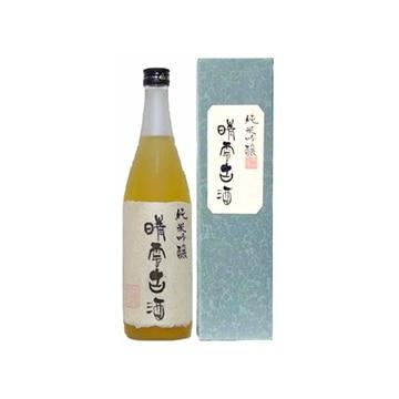 晴雲酒造 【埼玉】純米吟醸 晴雲古酒