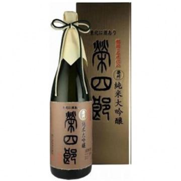 榮川酒造 【福島】榮川 純米大吟醸 榮四郎