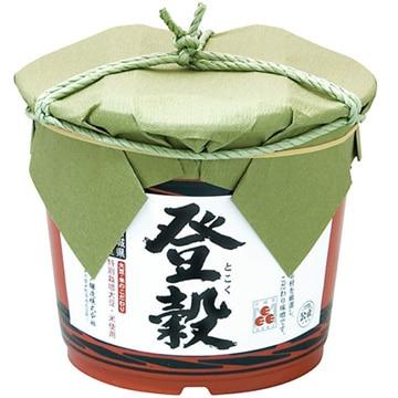 【送料無料】ヤマカノ醸造 (宮城)登穀味噌2kg朱樽