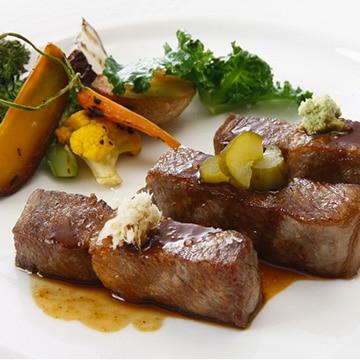 からくわ精肉店 (岩手)いわて黒毛和牛(A-5)サーロインステーキ