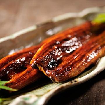 焼津冷蔵 (静岡)国産深蒸し鰻蒲焼特上2尾入(400g以上)