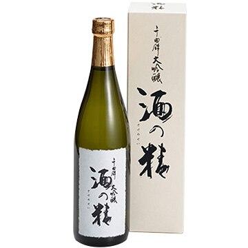 千曲錦酒造 (長野)杜氏渾身の一品 千曲錦 大吟醸 酒の精 720ml TW2080183393