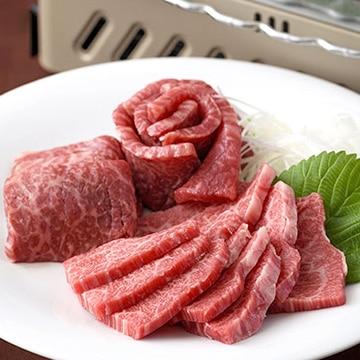長野県農協直販 信州アルプス牛 モモ・バラ焼肉用 (500g) TW2070173360