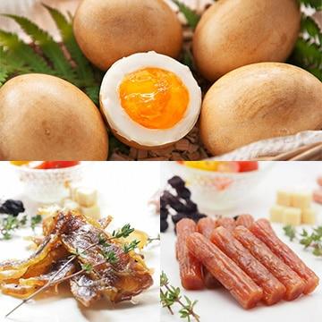 【送料無料】半澤鶏卵 半澤鶏卵の燻製卵スモッち&チキンジャーキー・サラミおつまみセット TW3050243517