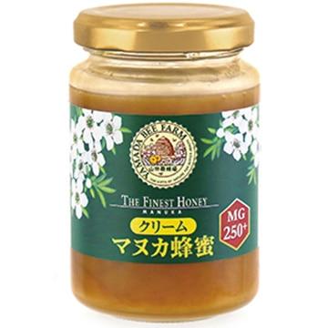 山田養蜂場 クリームマヌカ蜂蜜MG250+ 200g TW1010103495