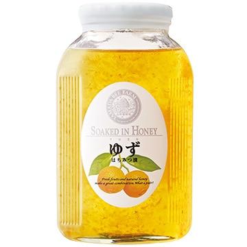 山田養蜂場 ゆずはちみつ漬 900g TW1010103537