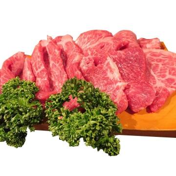 食肉の店福田屋 【長野】信州プレミアム牛もも(焼肉用)600g TW2080183572