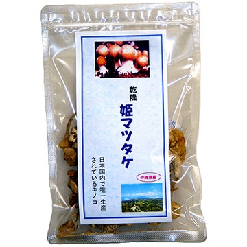 日本食菌 乾燥姫マツタケ30g TW5010993215