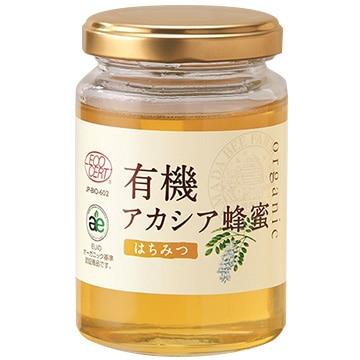 山田養蜂場 有機アカシア蜂蜜 600g TW1010103551