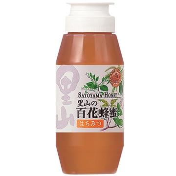 山田養蜂場 (その他)里山の百花蜂蜜 500g TW1010103550