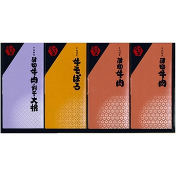 人形町今半 (東京)牛肉佃煮詰合せ290g TW3010204002