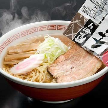 河京 (福島)喜多方ラーメン5食チャーシューメンマセット TW3020214062