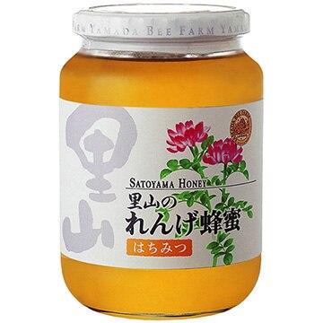 山田養蜂場 (その他)里山のれんげ蜂蜜 1kg