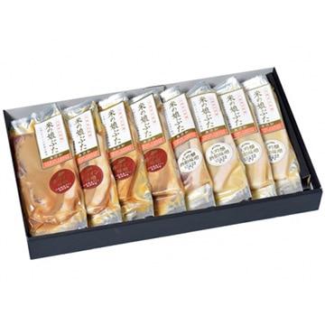 大商金山牧場 (山形)米の娘ぶたロースみそ漬8枚(ワイン×4枚/大吟醸×4枚)