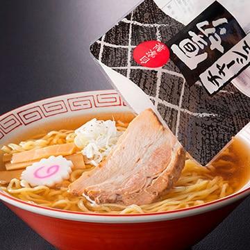 河京 (福島) 喜多方ラーメン6食こだわりギフト