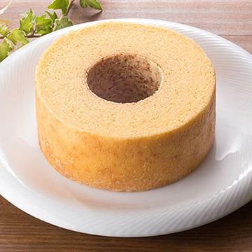 丸福織物 (福島)米粉のバウムクーヘン プレーンM