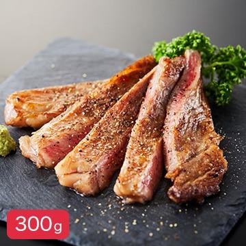 【送料無料】田中屋 (山形)いいで田中牛 ステーキ用 300g(150g×2枚)