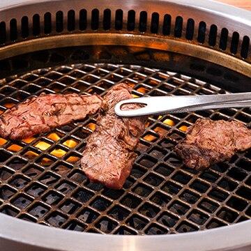 Kanzaki (岩手)(格之進)厳選国産牛 赤身 焼肉 500g