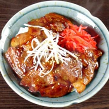 伊豆沼農産 (宮城)豚丼用 味付け肉(10個入)