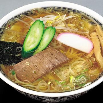 酒井製麺所 (山形)(夏季限定) 栄屋本店元祖冷しラーメン (乾麺) 10食