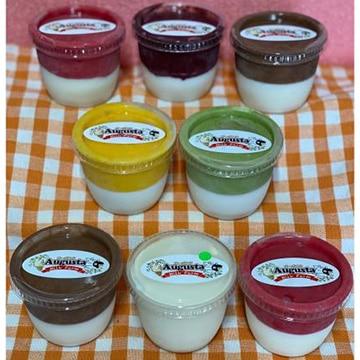 【送料無料】オーガスタミルクファーム(相澤良牧場) オーガスタミルクファームのカップアイス(6種8個入)