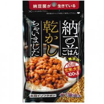 【送料無料】ベストブロス 納豆ごはん乾かしちゃいました 20個
