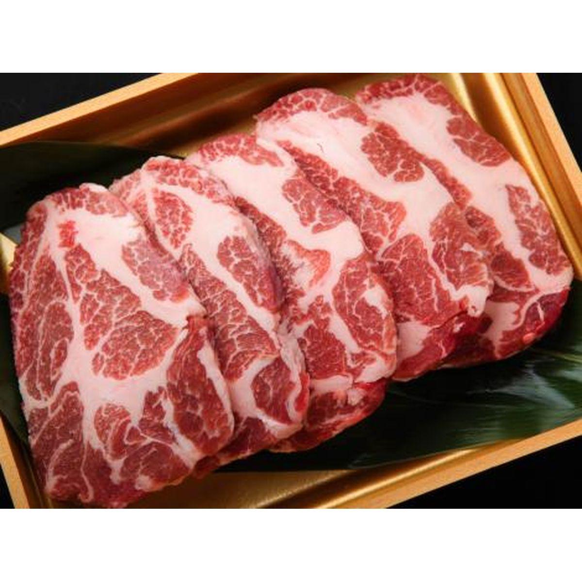 【送料無料】タイシコーポレーション イベリコ豚肩ロースステーキ 100g×5