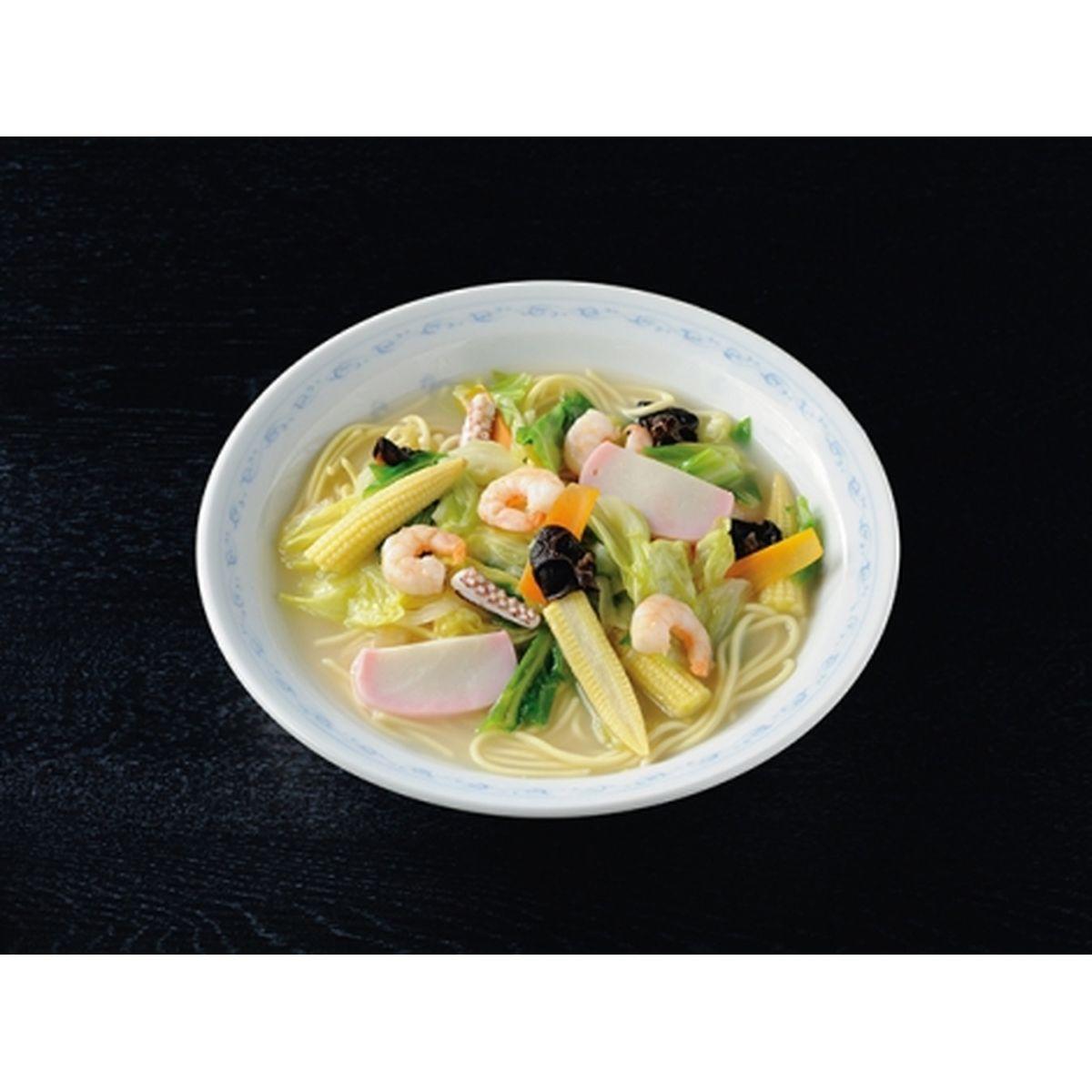 彩食工房 定温熟成長崎ちゃんぽん 20個セット スープ付き
