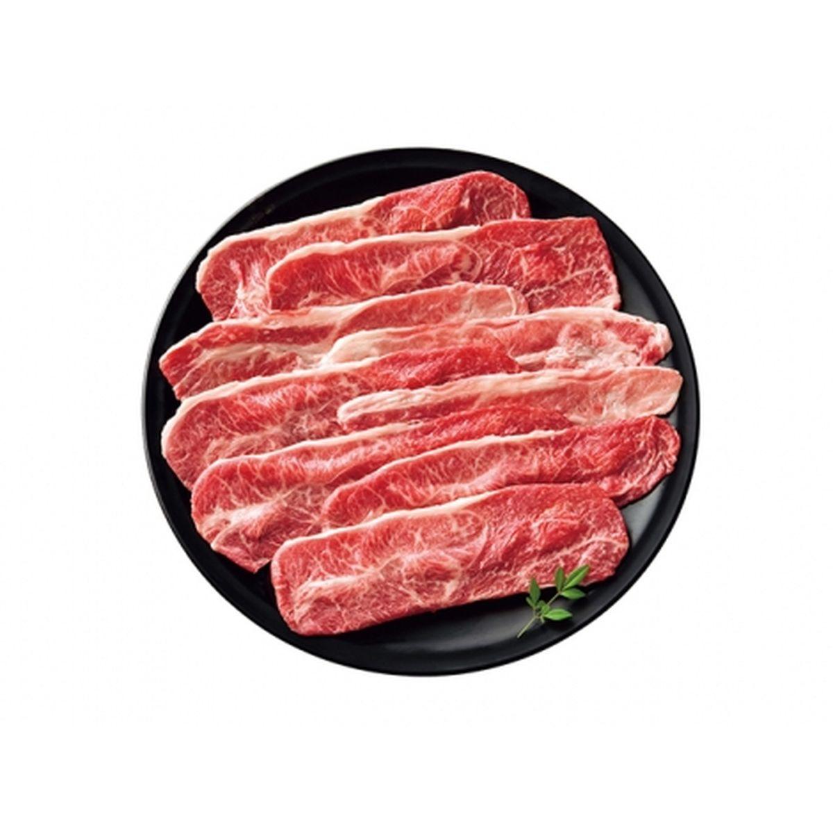 【送料無料】三谷ミート 高知土佐あかうし すき焼き用 肩肉・バラ肉400g