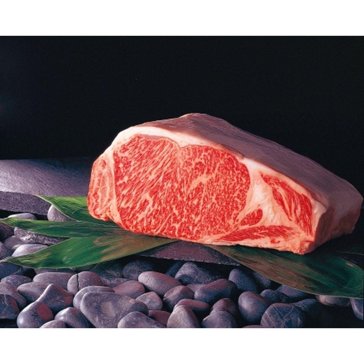【送料無料】山形農業協同組合 山形牛 ロース・モモ ステーキ用 420g(ロース200g モモ110g×2枚)