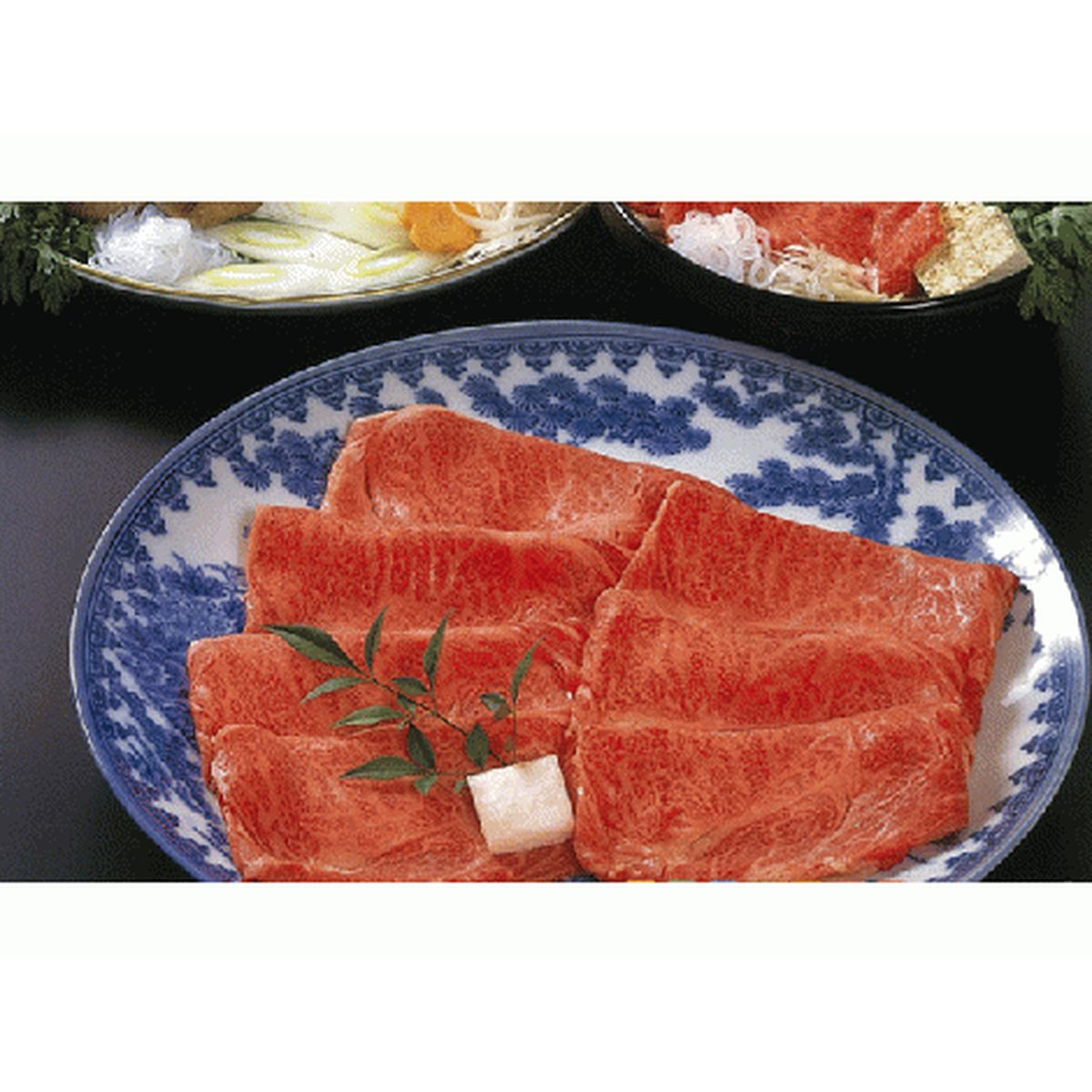 【送料無料】米澤紀伊国屋 米沢牛 モモ すき焼き用 300g