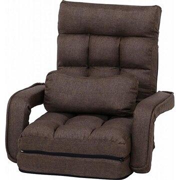 不二貿易 4WAY座椅子 0212 ダークブラウン 35498