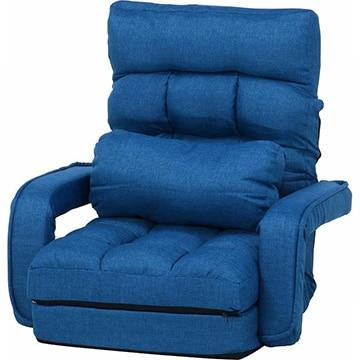 Fuji Boeki 4WAY座椅子 0212 ネイビー 35499