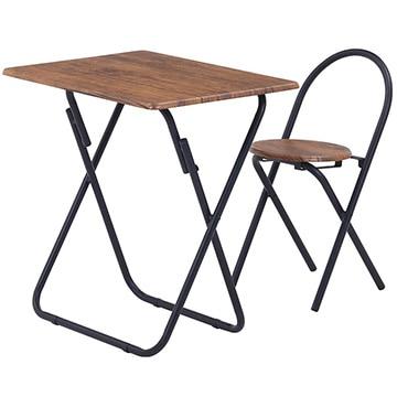 折りたたみテーブルチェアセットBR 83439 19359
