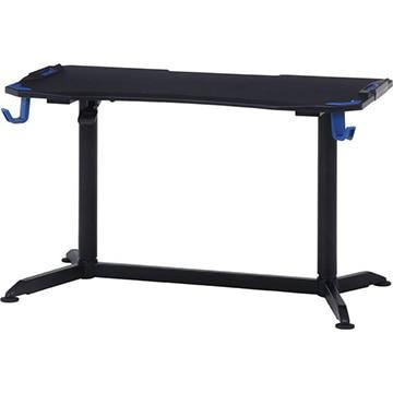 不二貿易 GAMING DESK XeNO(ゼノ) PRO-01 BLUE 38137