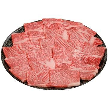 ミヤチク 【日本一!】 宮崎牛肩ロース焼肉 500g