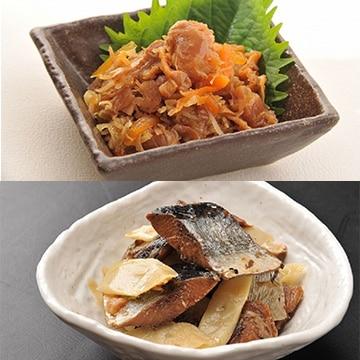 中水食品工業 お惣菜2種(A) TW19458