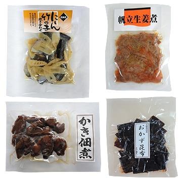 中水食品工業 惣菜4種 TW19463