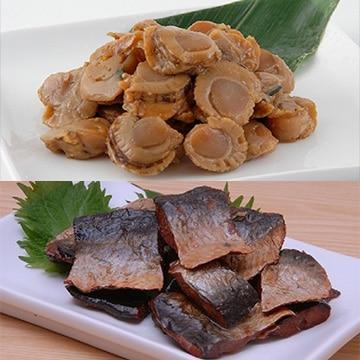 中水食品工業 うま煮二種(B) TW19473