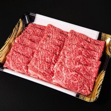 Kanzaki 門崎熟成肉 すき焼き・しゃぶしゃぶ ロース(400g) KZsukiyaki-loin