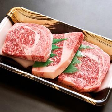 Kanzaki 門崎熟成肉 ステーキ 特選ロース(100g×3枚) KZstake-prime-loin
