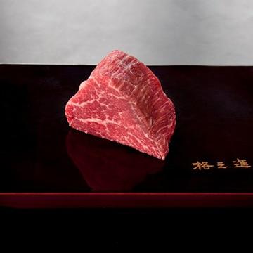 Kanzaki 門崎熟成肉 ヒレ 塊焼き(120g×1個) KZparts-fillet-kab