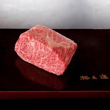 Kanzaki 門崎熟成肉 肩ロース 塊焼き(120g×1個) KZparts-chuck-eye-roll-kab