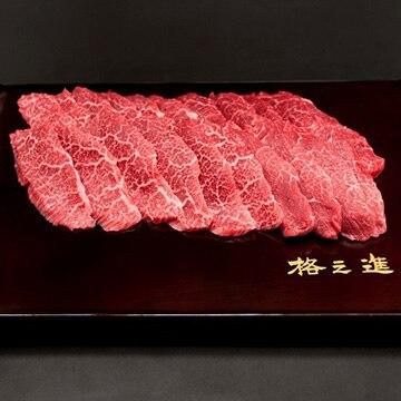 Kanzaki 門崎熟成肉 外ももはばき 焼肉(200g) KZparts-42