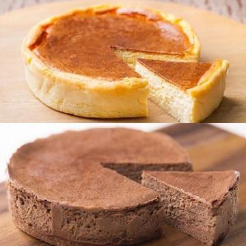 感動いちば ショコラ・チーズケーキ食べ比べ KD190026