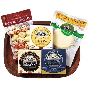 ギフト商社 株式会社FUJI はやきたチーズギフトセットW
