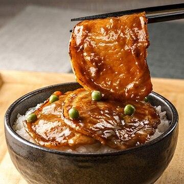 ギフト商社 株式会社FUJI 北海道産 豚丼の具(醤油味)8食セット