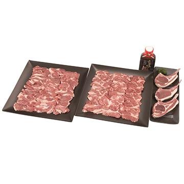 株式会社FUJI 生ラム食べ比べセット